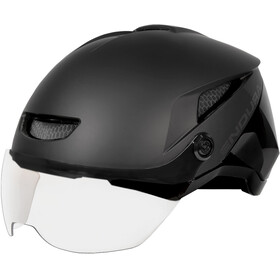 Endura Speed Pedelec Casco Hombre, black